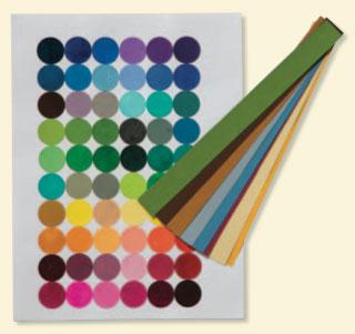 Printmaking made easy | Andrew Borloz, ClothPaperScissors.com