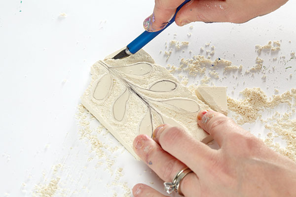 Printmaking techniques | Carrie Schmitt, ClothPaperScissors.com