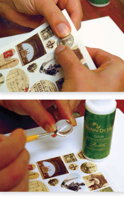 Learn how to use resin to dome and create other jewelry elements with these resin jewelry ideas.