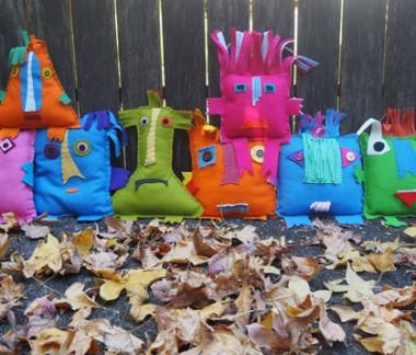 Softies by Trixi Symonds   ClothPaperScissors.com