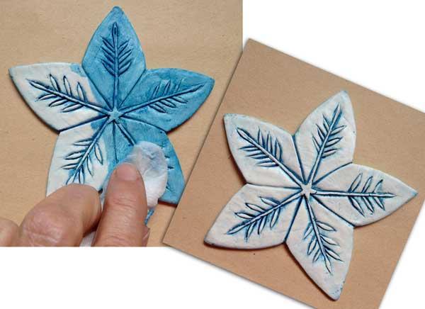 Paper clay ideas | Rogene Manas, ClothPaperScissors.com
