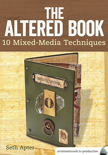 The Altered Book video with Seth Apter