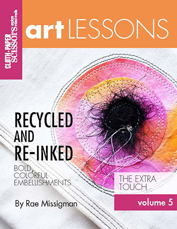 Art Lessons Volume 5: Recycled and Re-Inked with Rae Missigman