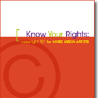 mixed media art copyright law