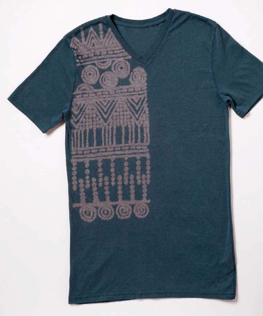 doodles on t-shirts